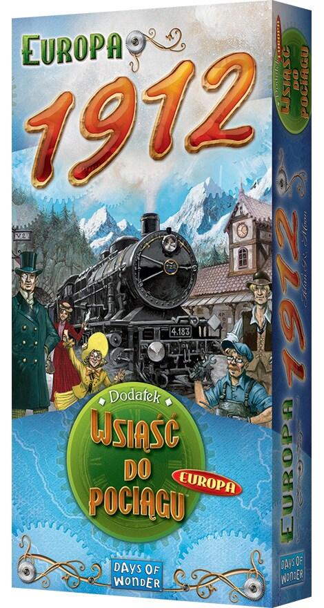 Wsiąść do Pociągu: Europa 1912 - 1