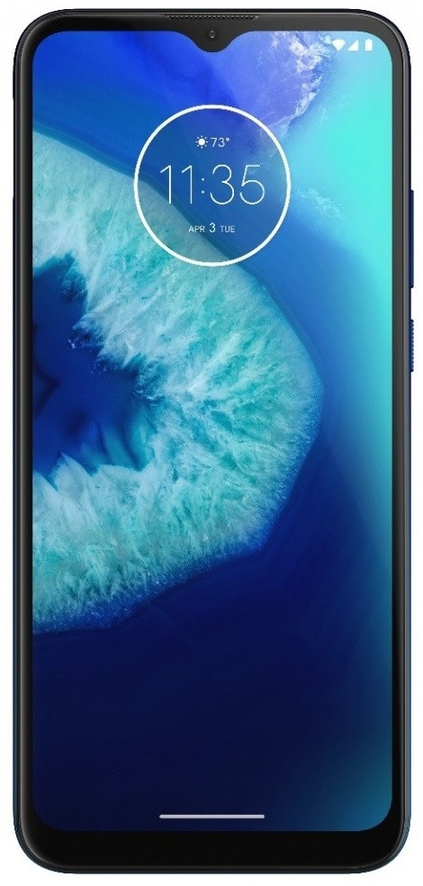Smartphone MOTOROLA Moto G8 Power Lite 64 GB DS Niebieski 64 GB Niebiesko-czarny PAJC0015PL - 1