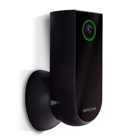 HIPCAM Outdoor Smart Home Security Camera WiFi 1080 FHD Nigth Vision,IP66, Face recong &Person detection - 1