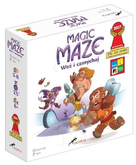 Magic Maze - Weź i Czmychaj - 1