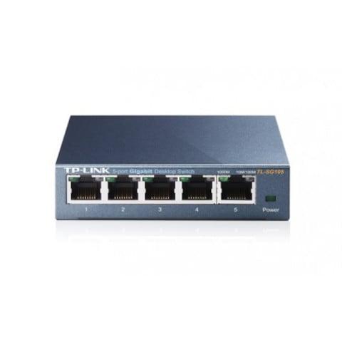 SWITCH TP-LINK TL-SG105 5 portów 10/100/1000 Mb/s - 1