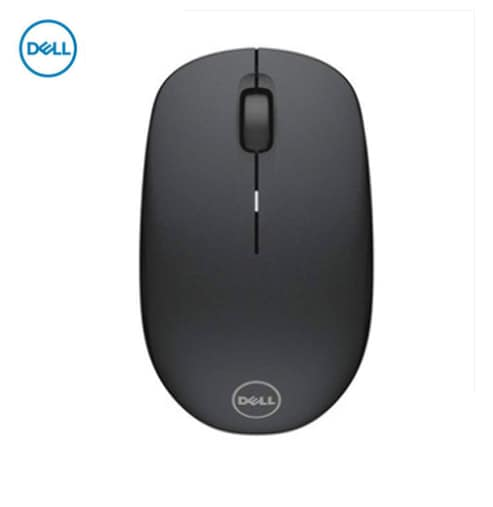 Dell WM126 2.4GHz Optical Wireless Mouse With Mini USB Receiver - 1
