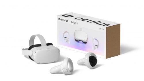 Oculus Quest 2 64GB + 2 kontrolery - 1