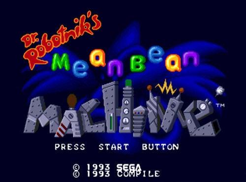 Dr. Robotnik's Mean Bean Machine Steam Key GLOBAL - 3