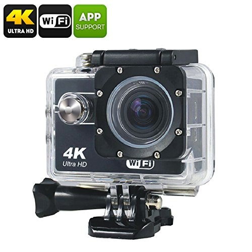 4K Ultra HD Waterproof Camera Q305 Sports Action - 1