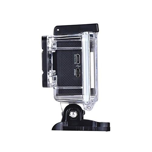4K Ultra HD Waterproof Camera Q305 Sports Action - 5