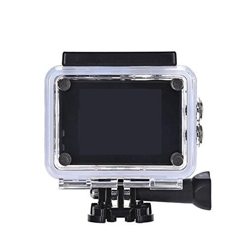 4K Ultra HD Waterproof Camera Q305 Sports Action - 4