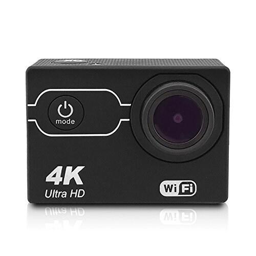 4K Ultra HD Waterproof Camera Q305 Sports Action - 2