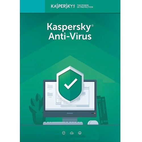 Kaspersky Anti-Virus 2021 (PC) 2 Devices, 2 Years - Kaspersky Key - EUROPE - 1