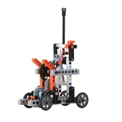 MITU Kids Intelligent DIY Assemble Puzzle Programming Electric Blocks Toy - 4