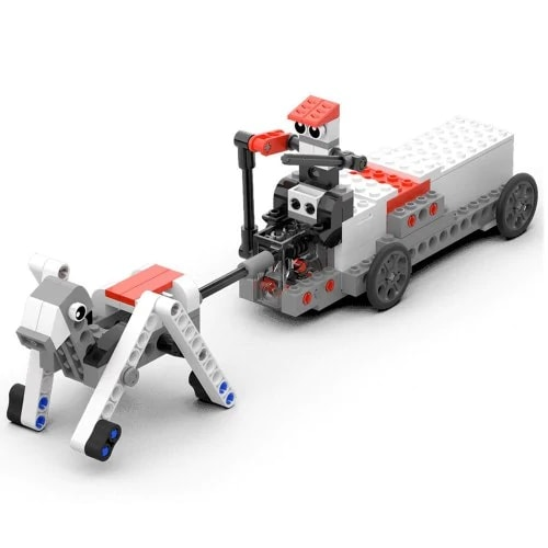 MITU Kids Intelligent DIY Assemble Puzzle Programming Electric Blocks Toy - 3