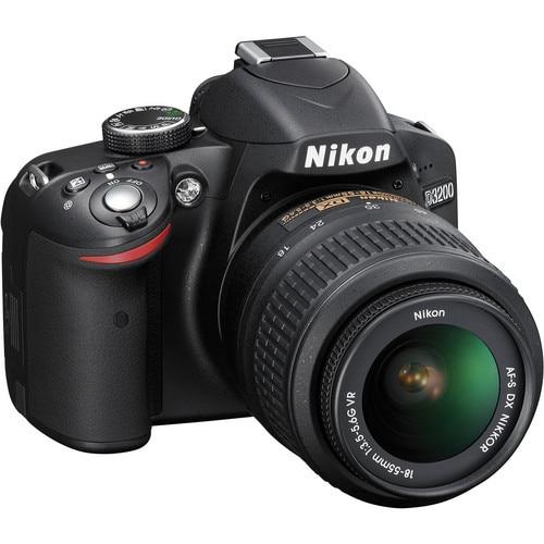 Nikon D3200 DSLR Camera with 18-55 Lens -24.2MP (NEW) - 3