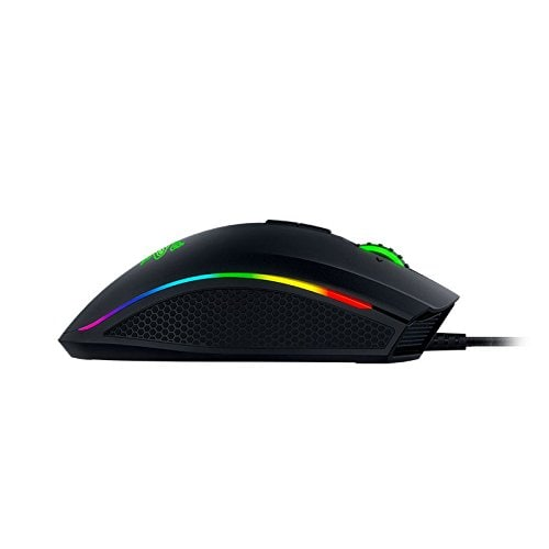 Razer Mamba Tournament Edition Ergonomic Gaming Mouse - Multi-Colour - 1