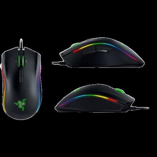 Razer Mamba Tournament Edition Ergonomic Gaming Mouse - Multi-Colour - 2