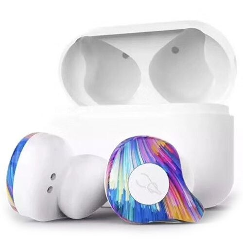 Sabbat X12 Pro TWS Bluetooth Headset 5.0 Binaural Stereo In-ear Mini Wireless Earbuds with Charging Bin - 1