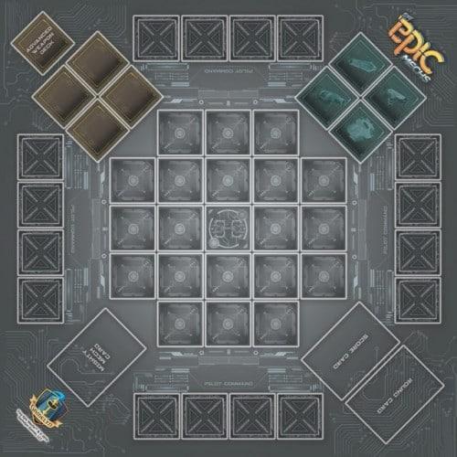 Tiny Epic Mechs - mata do gry - 1