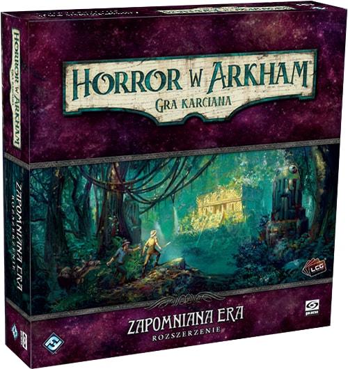 Horror w Arkham: Gra karciana - Zapomniana era (dodatek) - 1