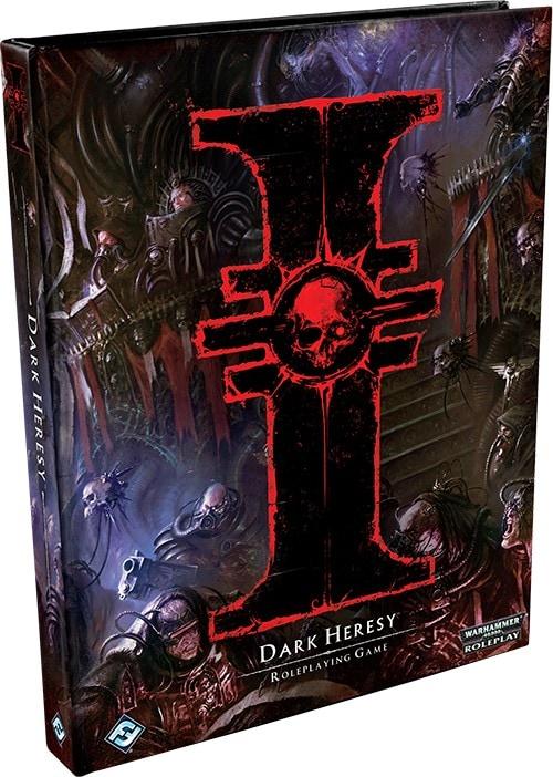 Dark Heresy 2 RPG podręcznik podstawowy - 1