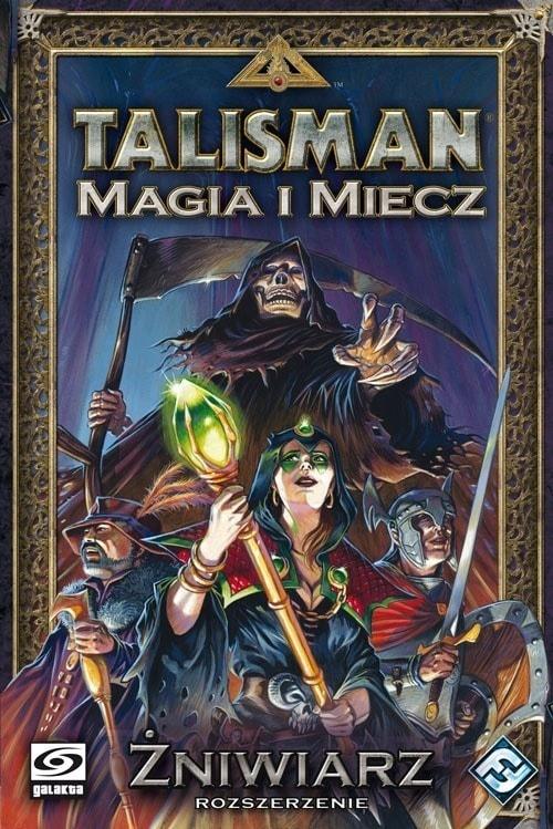 Talisman Magia i Miecz Żniwiarz - 1
