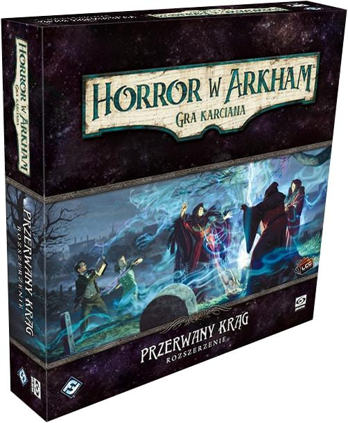 Horror w Arkham: Gra karciana - Przerwany krąg (dodatek) - 1