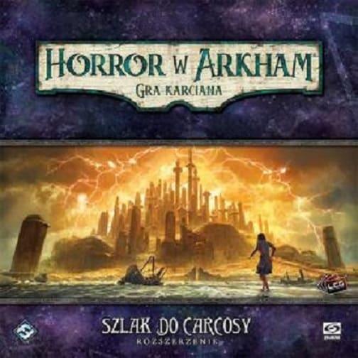 Horror w Arkham LCG: Szlak do Carcosy - 1