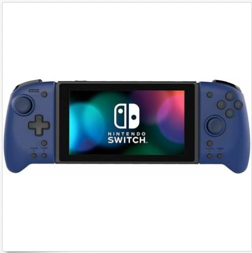 Nintendo Switch Hori  Split Pad Pro Controller - Midnight Blue Dark Blue - 4
