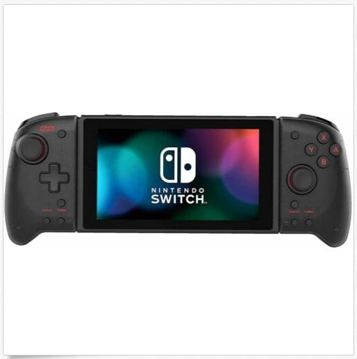 Hori Nintendo Switch Split Pad Pro Controller (Black) Black - 3