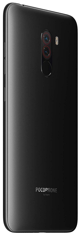 Xiaomi Pocophone F1 black, 6/64GB, DS  MZB6718EU - 2