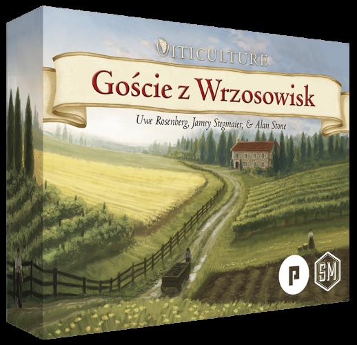 VITICULTURE : GOŚCIE Z WRZOSOWISK - 1