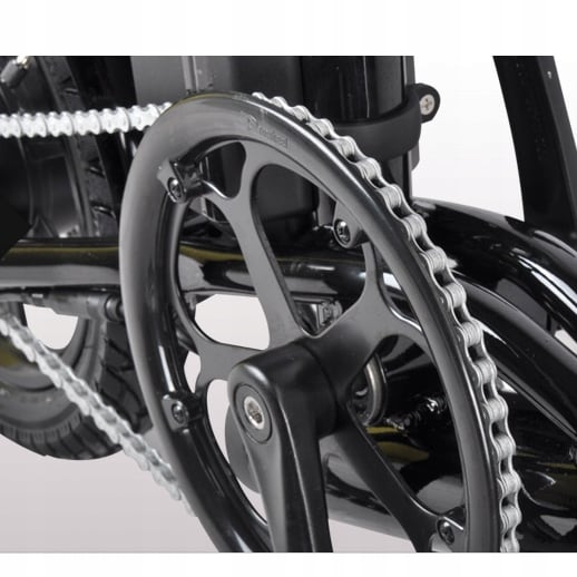 FIIDO D3 Folding Electric Bike 250W 7.8Ah 14 inches - White - 7