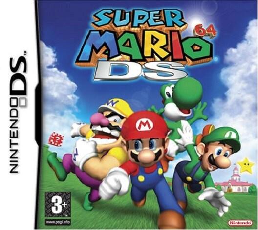 Nintendo DS Super Mario 64 - 1