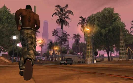 Grand Theft Auto San Andreas (PC) - Rockstar Key - GLOBAL - 4