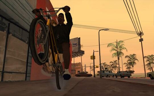 Grand Theft Auto San Andreas (PC) - Rockstar Key - GLOBAL - 2