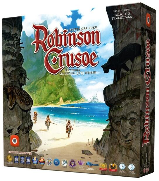 Robinson Crusoe: Przygoda na przeklętej wyspie - 1