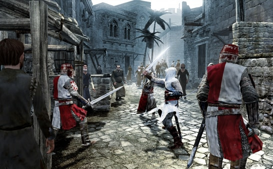 Assassin's Creed: Director's Cut Edition Steam Key GLOBAL - 4