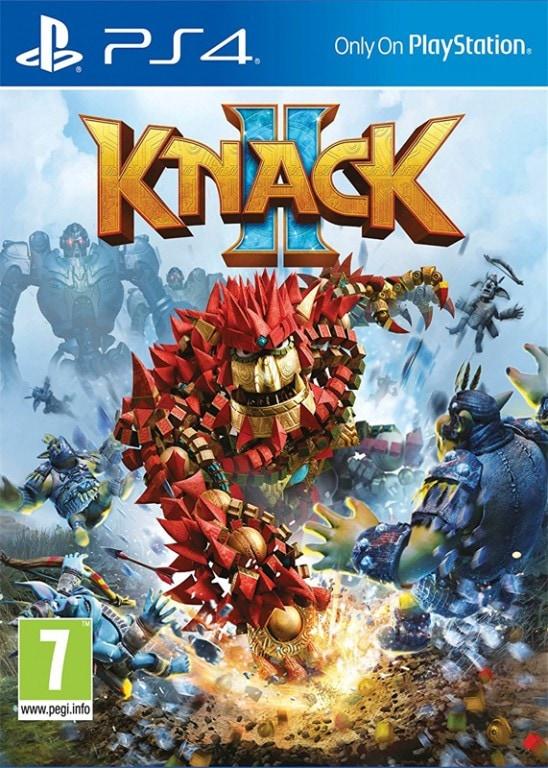 PS4 KNACK 2 (EU) UK - 1
