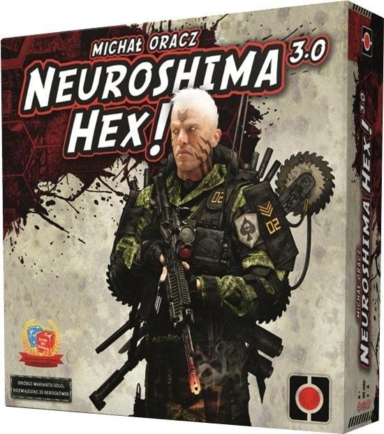 Neuroshima Hex 3.0 - 1