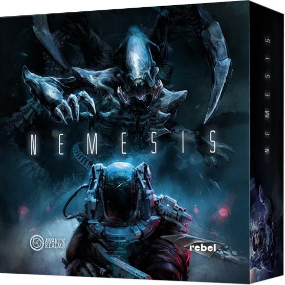Nemesis gra planszowa - 1