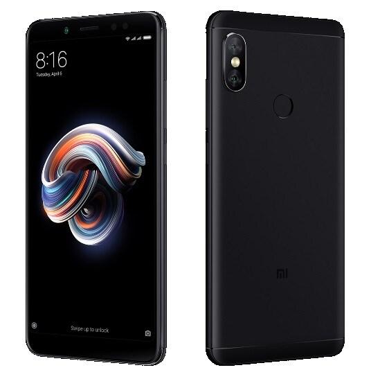 Xiaomi Redmi Note 5 32Gb Black Black - 1