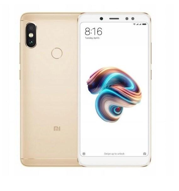 Xiaomi Redmi Note 5 Gold, 3/32GB MZB6117EU - 2