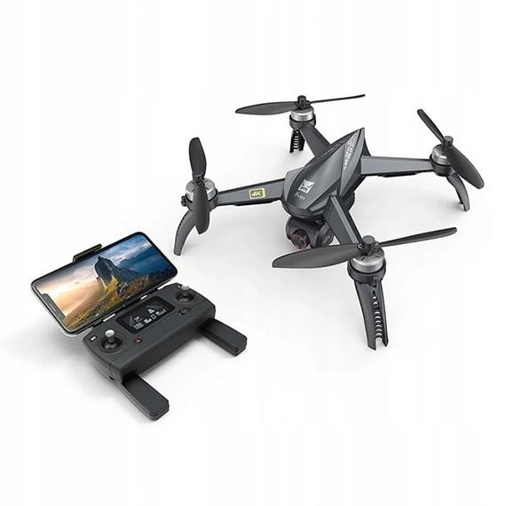 MJX B5W GPS 5G Wifi Upgraded RC Drone - 4K Camera - 2
