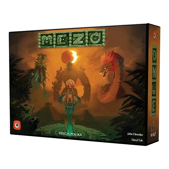 Mezo - gra planszowa (edycja polska) - 1