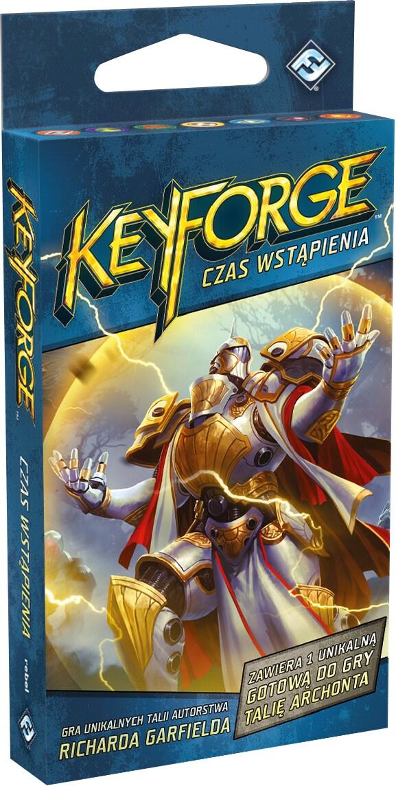 KeyForge: Czas Wstąpienia - Talia Archonta - 1