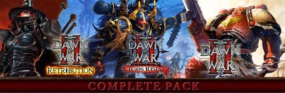 Warhammer 40,000: Dawn of War II Master Collection Steam Key GLOBAL - 3