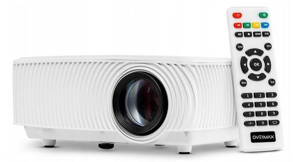 Rzutnik Projektor Overmax Multipic 2.4 Led Hd Wifi - 1