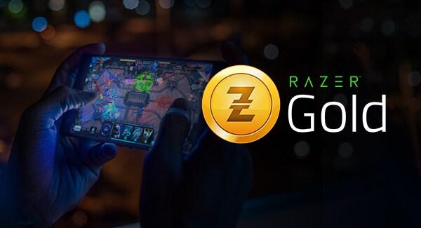 Razer Gold 10 USD - Razer Key - UNITED STATES - 1