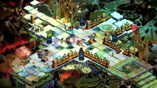 Bastion (PC) - Steam Key - GLOBAL - 3