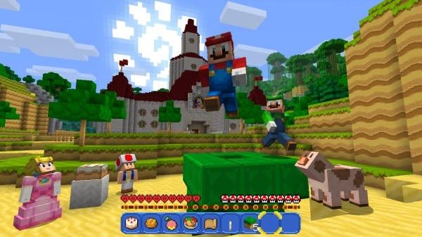 Minecraft Nintendo Key Nintendo Switch UNITED STATES - 3