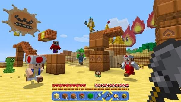 Minecraft Nintendo Key Nintendo Switch UNITED STATES - 4
