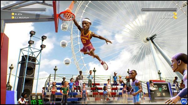 NBA Playgrounds Steam Key GLOBAL - 3